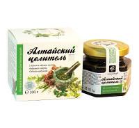 Бальзам медово-растительный «Алтайский целитель» общеукрепляющего действия