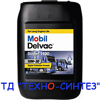 Моторное масло Mobil Delvac Super 1400 10W-30 (20л)