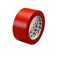 3M™ 764I Односторонняя лента ПВХ 51мм х 33м, красная
