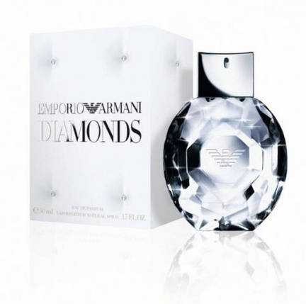 Giorgio Armani Emporio Armani Diamonds парфюмированная вода 100 ml. (Джорджио Армани Эмпирио Армани Даймондс), фото 2