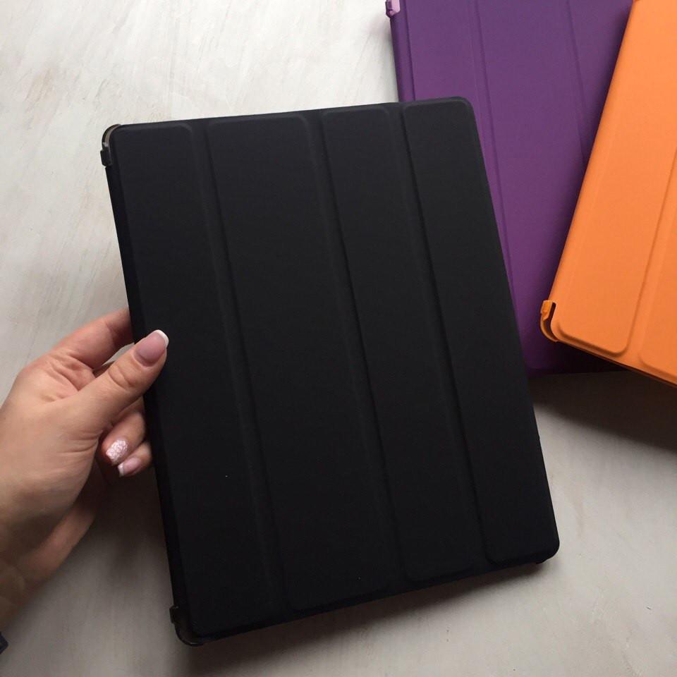 Чехол Smart case для iPad 2/3/4 черного цвета