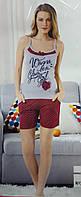 Пижама-шорты женская Fawn арт:3653