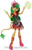 Кукла Монстер Хай Джинафаер Лонг, серия Цирк (Цирковое представление) Freak du Chic Jinafire Long
