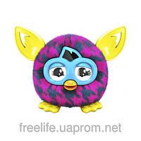 Малыш Ферби Ферблинг Гусиные лапки Furby Furbling Purple Houndstooth