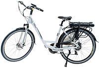 Електровелосипед ROVER City White