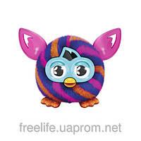 Малыш Ферби Ферблинг Диагональные полосы Furby Furbling Orange and Blue Diagonal Stripes