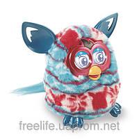 Интерактивная игрушка Ферби Бум расцветка Праздничный свитер Furby Boom Plush Toy