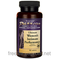 Комплекс для повышения женского либидо, 90 таблеток, Swanson