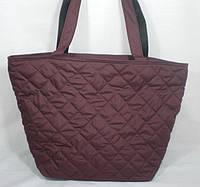 Стильная большая женская сумка для вещей