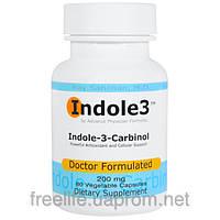 Индол-3-Карбинол, 200мг, Advance Physician Formulas, 60 капсул