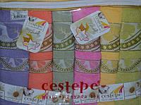 Комплект банных махровых полотенец Cestepe Vip Cotton 70x140 см (6шт.)
