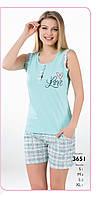 Пижама-шорты женская Fawn арт:3651