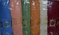Комплект банных махровых полотенец DNZ Gulcan Lux Хлопок 70x140 см (6шт.)
