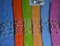 Комплект банных махровых полотенец Nazenin 70x140 см (6шт.)