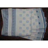 Полотенце ARYA Maestro махровое 70х140 см. голубой