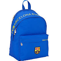 "Рюкзак школьный ""FC Barcelona"" BC17-1001M, ТМ  KITE"