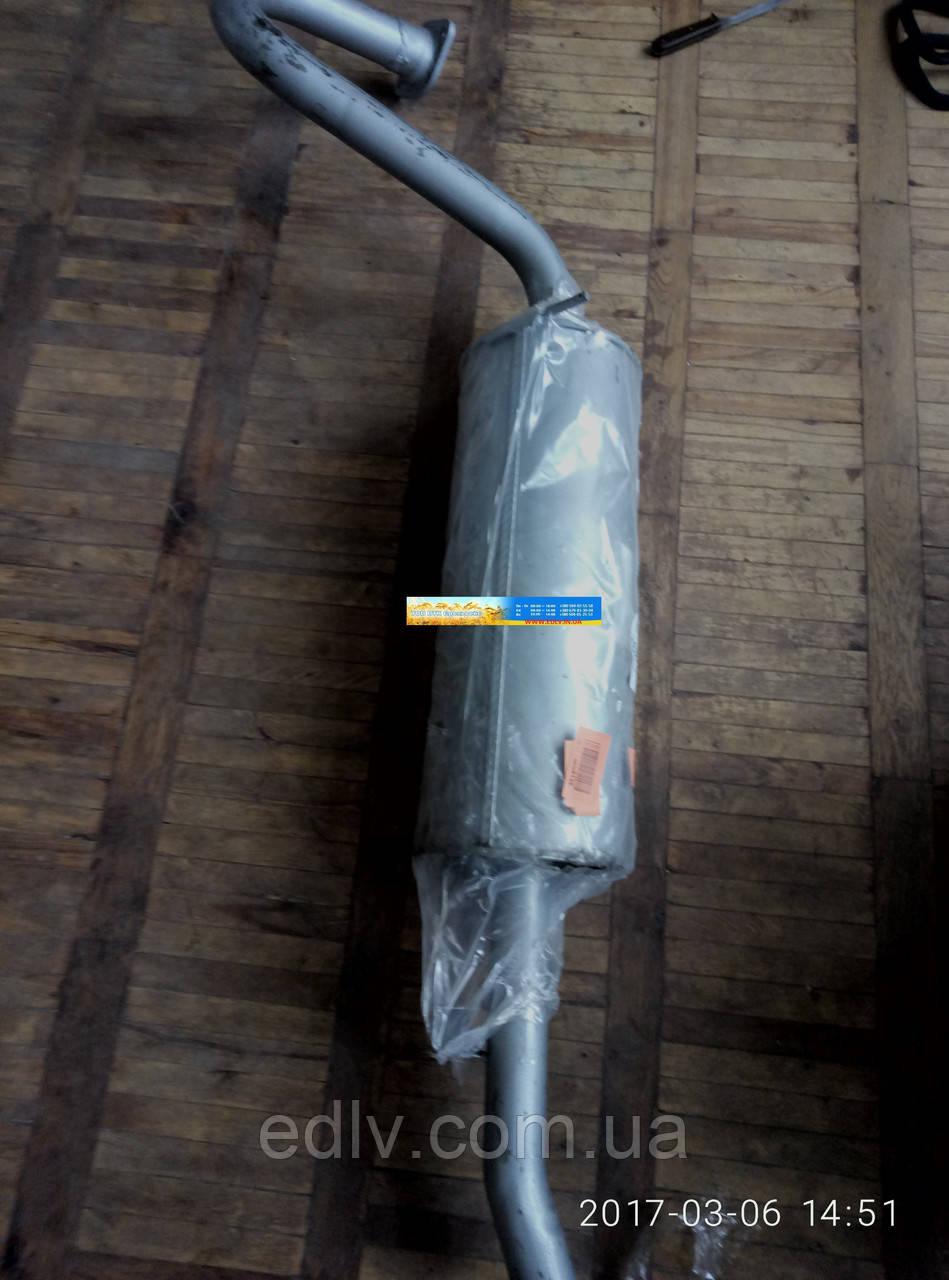 Глушитель ЗиЛ-130 130-1201010 Самборский завод 130-1201010