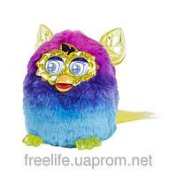 Интерактивная игрушка Ферби бум Кристальная серия розово-голубой Furby Boom Crystal Series Pink/Blue