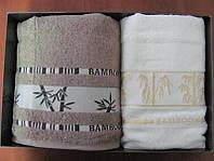 Полотенце ARYA Bonita бамбук 2 шт. горчичный