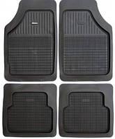 Ковры для авто универсальныеGeyer & Hosaja, комплект 4 шт., черные