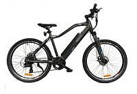 Електровелосипед ROVER Cross Grey-blue