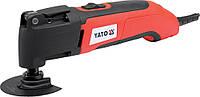 Многофункциональный ручной инструмент ( РЕНОВАТОР ), 300 Вт, YATO YT-82220.