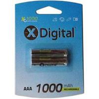 Аккумулятор X-DIGITAL HR03 Ni-MH 1000mAh