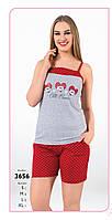 Пижама шорты женская FAWN арт:3656