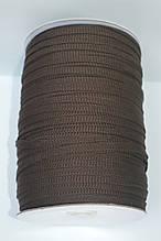 Плоский шнур Коричневий