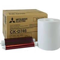 Термосублимационная бумага Mitsubishi CKD746 Paper pack