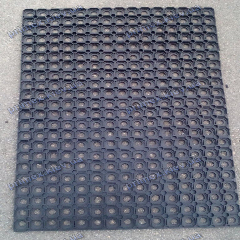 Коврик крупноячеистый резиновый Примаринг-Т 15 мм 50х80 см