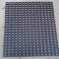 Коврик крупноячеистый резиновый Примаринг-Т 50х75см.