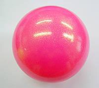 Мяч Pastorelli глиттер   Rosa Fluo 16 cm Art. 02064