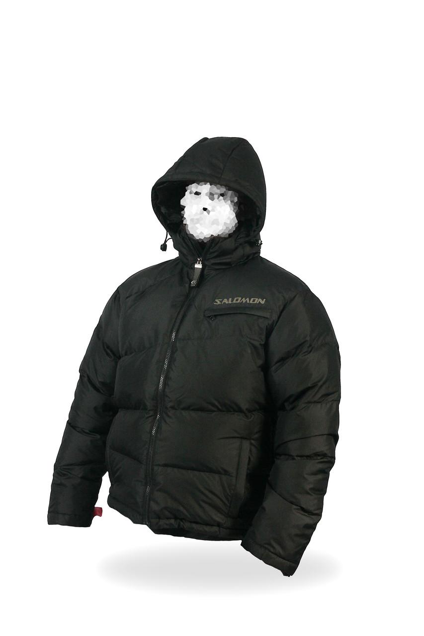 Куртка мужская пуховая Salomon зимняя