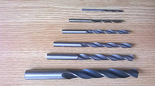 Свердло ц/х ф 0.25 мм Р18 шліфоване А1