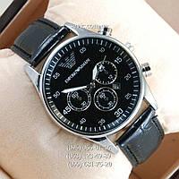 Наручные часы Armani 6990 Silver-Black
