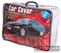 Тент автомобильный Vitol CC13402 с подкладкой PEVA+Non PP Cotton, размер: XL