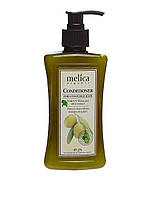 Органический бальзам-кондиционер для окрашенных волос с УФ-фильтрами и экстрактом оливок