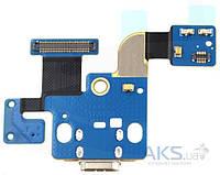 Шлейф для Samsung T365 Galaxy Tab Active 8 с разъемом зарядки и микрофоном Original