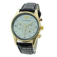 Наручные часы Armani Quartz 6990B Black-Gold-White