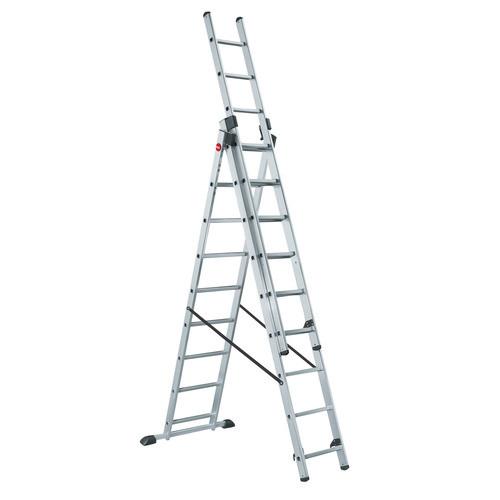 3 секционные лестницы