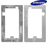 Фиксатор дисплейного модуля Samsung Note 3 N900 / N9000 / N9005 / N9006, алюминиевый