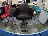 Парикмахерское кресло Stefan, фото 9