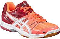 Волейбольные кроссовки женские ASICS GEL ROCKET 7 B455N-0601 37.5