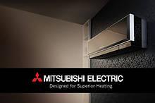 Настінні кондиціонери Mitsubishi Electric