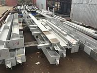 Строительство из металлоконструкций ЛСТК