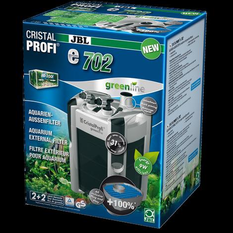 JBL GreenLine e702 Внешний фильтр для аквариума 60-200 л - 700 л/ч