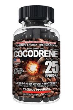 Cloma Pharm Cocodrene 90 caps