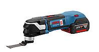 Аккумуляторный универсальный резак Bosch GOP 18V-28 Professional (соло картон), 06018B6002