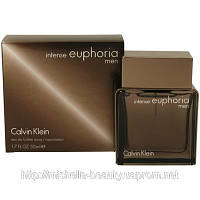 Мужской парфюм Calvin Klein Euphoria Men Intense (Кельвин Кляйн Эйфория Мен Интенс)